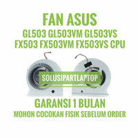 FAN ASUS GL503 GL503VM GL503VS FX503 FX503VM FX503VS CPU