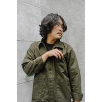 [Up to XXL] Chore Jacket Dark Olive