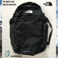 TasTNF The North Face Router Backpack