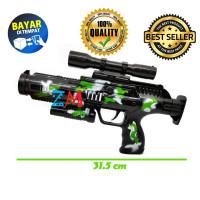 Mainan Anak Tembak Tembakan Pistol Mainan - Gun Fight OCT 8147
