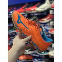 Sepatu futsal mizuno original Basara Sala 103 orange new 2018