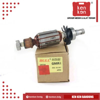 Armature Bull Armature Trimer Bosch GMR1 Armature Profil Kayu Bosch