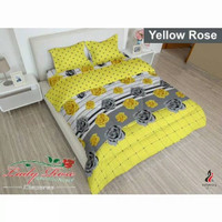 bed cover lady rose 180x200