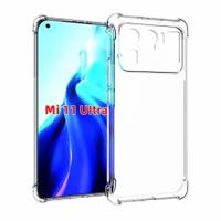 Case Xiaomi Mi 11 Ultra Softcase Anti Crack Original