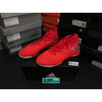 Sepatu Futsal Adidas Nemeziz 19.3 IN red F34412 Original BNIB