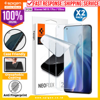 Anti Gores Hydrogel Spigen Xiaomi MI 11 / Pro / Ultra Neo Flex