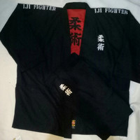 Baju Jujitsu gi costum