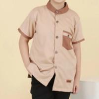 Baju Koko Anak Laki-laki / Baju Muslim Remaja / Baju Anak Trendy
