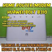 UNLOCK] Mifi Modem Router Huawei B310 B310s All Operator