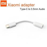 Aux Cable Usb Tipe-C To Jack 3.5mm Audio Kabel Adapter ORIGINAL Xiaomi
