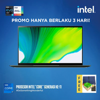 Laptop Acer Swift 5 SF514-55TA NX.A6SSN.003 INTEL EVO