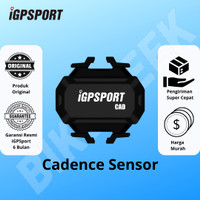 Cadence Sensor Bike/Sepeda iGPSport CAD61 Bluetooth 4.0 /ANT+