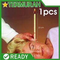 Terompet Ear Candle Indian Lilin Pembersih Telinga Aromaterapi kuping