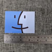 Sticker Apple Macintosh Finder Mac OS Retro
