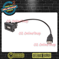 USB Interface Charger Toyota Vios Altis interface mobil Toyota Extend