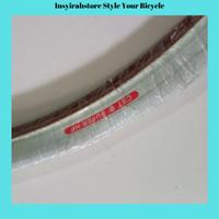 Ban sepeda luar merk CST Super HP warna putih ukuran 28-622 (700x28c)