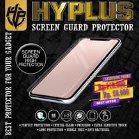 HYPLUS - CLEAR - ANTIGORES HYDROGEL - SAMSUNG S6 EDGE PLUS - DPN-BLKG - BELAKANG