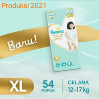 Pampers Premium Popok Bayi Celena XL 54