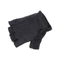 ZOLEKA Enduro Sarung Tangan Sport Half Finger Unisex Black - Black