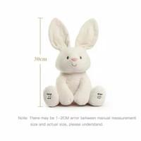 Boneka Kelinci Bunny Peek a Boo / Boneka Rabbit Peek a Boo