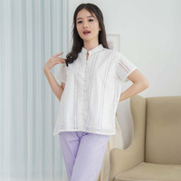 Carine Blouse Beatrice Clothing - Blouse Wanita