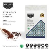 KOPI ARABIKA ACEH GAYO ARABICA SPECIALTY COFFEE SEMI WASHED NORTHSIDER