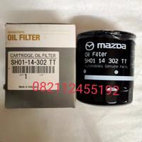 filter oli mazda cx7 biante SH0114302TT