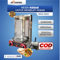 Mesin Kebab Untuk Membuat Kebab (MKS-KB-02)