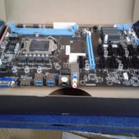 Qwerty B250 PCIe 12slot LGA 1151 board Mining