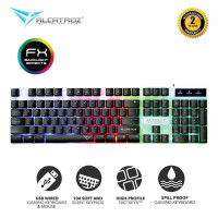 Alcatroz Spill Proof Gaming Keyboard XKB-100