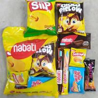 BARU Paket Ulang Tahun / Paket Lebaran / Jajanan Anak Nabati