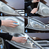 Cairan Pemutih Lampu Mobil Headlight Polish Anti Buram Lampu mobil