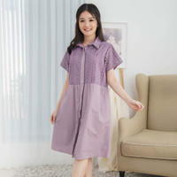 Ciel Dress Beatrice Clothing - Dress Wanita