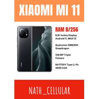 Xiaomi Mi 11 Smartphone ( 256gb /8gb )