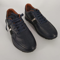 Bally shoes Aston navy size 39.5 original