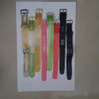 strap tali jam bahan plastik G SHOCK ,BABY G fashion