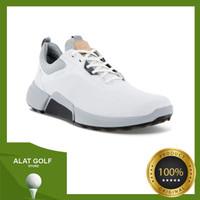 Ecco Biom Hybrid 4 Concrete Men Golf Sepatu Pria Outdoor Original