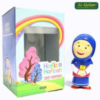 Hafiz dan Hafizah Talking Doll Versi 4   Boneka Pintar by Al Qolam - Hafizah Biru