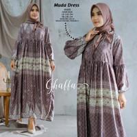 dress wanita/gamis busui/gamis modern
