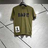 Kaos bape green army alpha industries