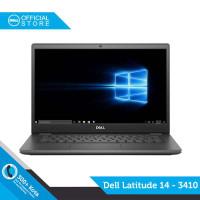 """LAPTOP DELL LATITUDE 3410 - INTEL i3 10110U 8GB 1TB 512GB SSD 14"""" W10"""