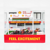 DIORAMA SHELL MOTORSPORT COLLECTION