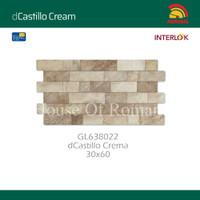 ROMAN Interlok dCastillo Crema 30x60 GL638022 (ROMAN House of Roman)