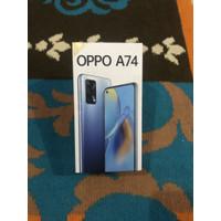 Oppo A74 RAM 6/128 Garansi Resmi Oppo Indonesia