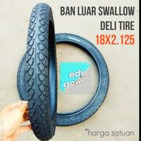 ban luar swallow 18 x 2.125 ban luar deli tire swallow 18x2.125