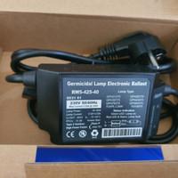 Ballast Uv import 10w-40w 4pin
