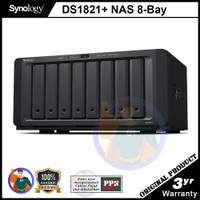 Synology DS1821+ NAS 8-Bay 4GB DDR4