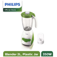 Blender Philips Plastik 2 liter HR 2115 - Hijau