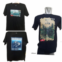 Kaos Tshirt Watermount Original Not Consina Not Eiger