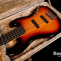 Bass Squier Deluxe V 5 Strings Jazz Bass
